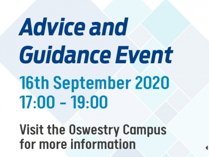 Advice and Guidance Event