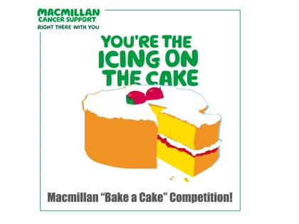 Macmillan 'Bake a Cake' Competition