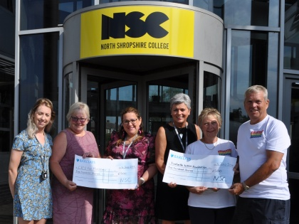 NSC Family Fun Day Raises Funds for Local Charities