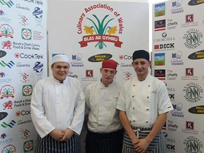 Welsh Culinary Championships 2019